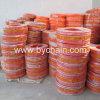Tissu en PVC renforçant le tuyau souple tressé