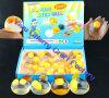 Giocattolo appiccicoso della sfera dell'acqua dell'uovo trasparente di disegno della novità (SB007)
