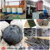 Carbone di legna resistente all'uso delle coperture della noce di cocco che fa fornace