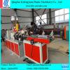 PVC simple / doble pared corrugado línea de producción de tuberías
