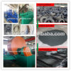 Tire residuo Shredder per Rubber Powder Making Line