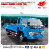 Color azul de la venta de la fábrica 2 toneladas carro del camión a granel de mini