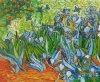 Gogh, het Olieverfschilderij van de Bestelwagen Vincent voor Decoratie