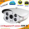 ПогодостойкfNs камера стержня сети IP иК 2.0 Megapxiel P2p