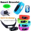Bracelete esperto de Bluetooth do indicador de OLED com anti função perdida (E02)