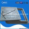 A15 peso di plastica dei coperchi di botola del quadrato 300*300*30mm SMC FRP