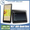 Четырехъядерный процессор Allwinner A33 10,1 дюймовых планшетных ПК (PBE1035Y)