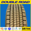 Heißes Salelasted Pattern Econimical Radial Truck Tire 205/75r17.5 225/75r17.5 245/70r17.5