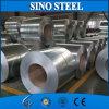 SGCC laminó la bobina de la hoja de acero en la acción