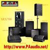 De bi-Ampère PRO AudioSrx725 van Srx700