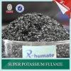 Glanzende Vlokken van Fulvate van het Kalium van 100% de In water oplosbare Super