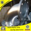 ASTM A234 Wpb 24 polegadas cotovelo do aço de carbono de 120 graus