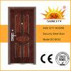아파트 단 하나 문 강철 문 가격 (SC-S032)를 위한 금속 문
