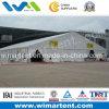 Ясно Span 30 м Большой алюминиевый ПВХ Палатка Склад Палатка