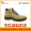 Schoenen Sns738 van de Veiligheid van de Manager Outsole van modieuze van Pu Midsole van de Injectie de Rubber