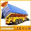 Тележка Tipper 4axle ISO CCC Approved бортовая сбрасывая