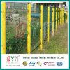 鶏のウサギの庭によって電流を通される囲うことのための溶接された金網の塀