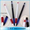 Cheap promozionale Gift Ballpoint Pen con Clip