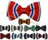 최신 판매 새로운 영국 형식 폴리에스테 모직에 의하여 뜨개질을 하는 남자 나비 넥타이