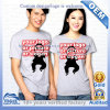 Kundenspezifisches Lovers T-Shirts Printed mit Personalized Designs