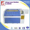 Máquina de gravura de madeira da estaca do laser do CO2 do ofício do papel do cartão da remoção de ervas daninhas para a venda
