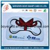 O cartão de membro de tamanho personalizado/Club Card Placa de PVC impresso