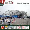 tenda della visualizzazione della cupola di abitudine di 20X40m con il tetto incurvato per l'evento