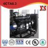6C180 CTA8.3-DCEC moteur diesel Cummins pour la machinerie de construction