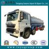 Camion en aluminium de réservoir de stockage de pétrole du camion-citerne de Sinotruk HOWO T5g 8X4 18000L