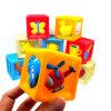 Brinquedos educacionais dos blocos de apartamentos das crianças DIY