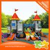 Dia van de Post van het Spel van de Apparatuur van het Spel van de Reeks van het kasteel de Multifunctionele Openlucht voor Jonge geitjes
