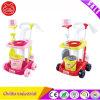 Het gelukkige Stuk speelgoed van de Hulpmiddelen van het Huishouden van de Baby van de Familie Plastic Schoonmakende