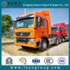 필리핀에서 최신 Sale Sinotruk HOWO T5g Tractor Truck
