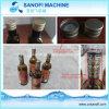Frasco de semi-automático e nivelamento da máquina de Vedação