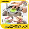 Balai de vente chaud de lavage d'assiette d'éponge de cuisine de silicones fabriqué en Chine