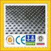 Utilisation décorative plaque en acier inoxydable gaufré