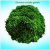 Vert bien choisi d'oxyde de chrome de qualité pour la poudre minérale d'enduit en céramique