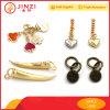 Charme fait sur commande de pendant de sac en métal de mode d'usine de Jinzi