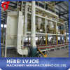 El yeso que maquinaria/planta en polvo de yeso en polvo de Gesso/Línea de producción para la estructura del edificio