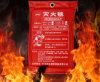 De brandblus Brandveiligheid die van de Supermarkt De Deken van de Redding van de Brand gebruiken