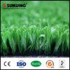Mejor elección PE material de azulejos de fútbol campo de hierba alfombra para los deportes