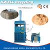 Embaladora del algodón/máquina de las prensas de la fibra