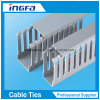 Rail de câble en PVC de 25X25mm pour électricité