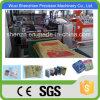 Precio bajo y buena calidad Papel de Kraft y bolsa de papel que hace la línea de producción de la máquina