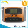 регулятор 12V/24V 30A солнечный с функцией Ld-30A данным по хранения работая