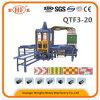 Farbige Straßenbetoniermaschine und Standardblock-hydraulische bildenmaschine