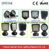 Punto di Emark contabilità elettromagnetica 12V/24V 27With48W LED/indicatore luminoso lavoro dell'inondazione