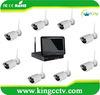 Kamera der P2p-Überwachung-8CH drahtloses WiFi NVR Kamera-System CCTV-Installationssatz/8CH