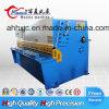 E21sの中国NCの版の振動ビーム金属QC12k 4*2500の油圧せん断機械