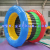 水または巨大で膨脹可能な水ロール・ボールの膨脹可能なロール・ボールの歩行